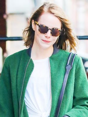 How to Copy Emma Stone's Accessible Style