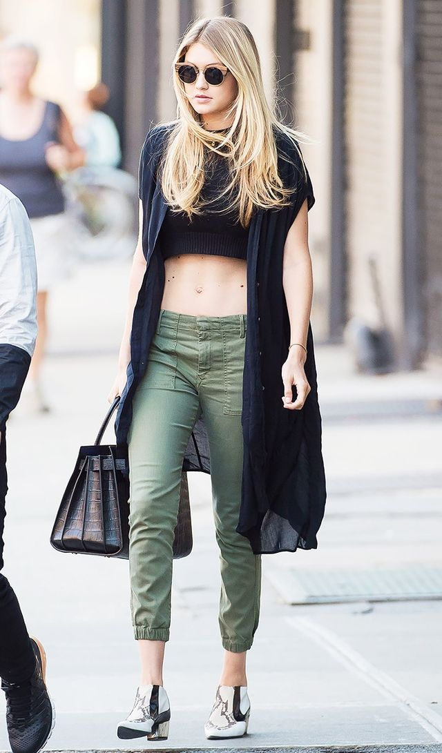The Gigi Hadid Guide to Shopping at Forever 21