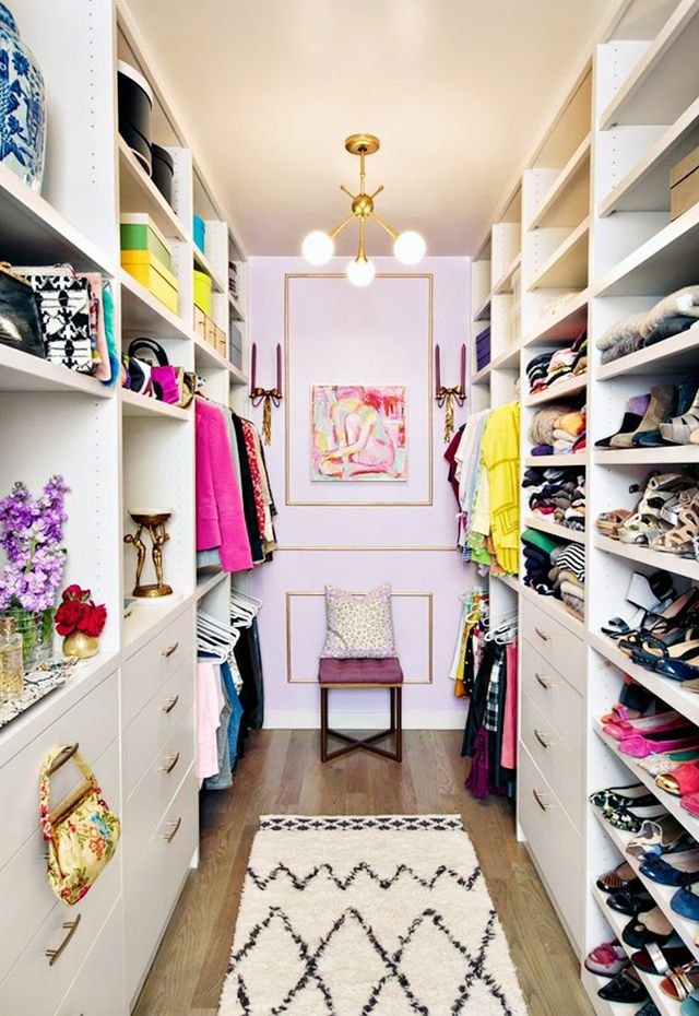 3 inspiring ways to tidy up your wardrobe in 2016 for Amazing closets