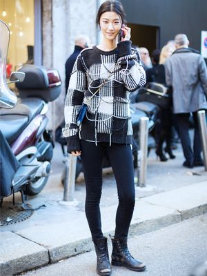 How to Wear Leggings and Still Look Cool