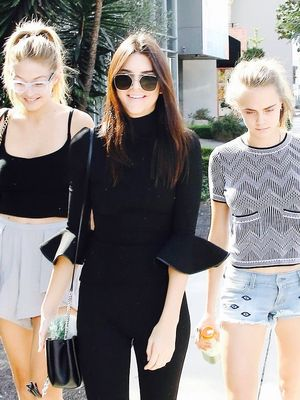 What Kendall Jenner is Getting Her BFFs for Christmas
