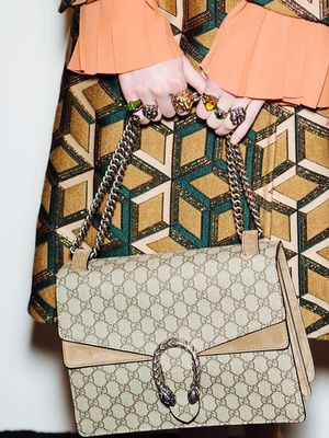 You Have To See Gucci's New York City Bag