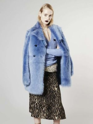 The Coats in Rochas's Pre-Fall Collection Give Us All the Feels