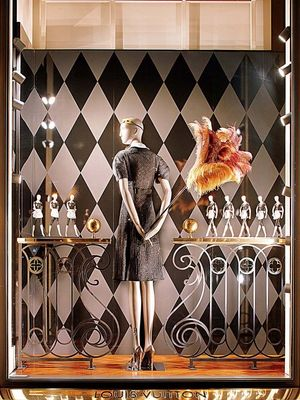 This New Book of Louis Vuitton Window Displays Is Pure Visual Luxury