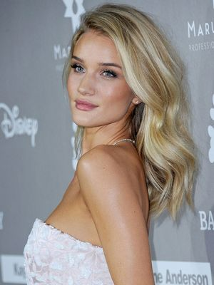 Never-Before-Seen Photo of a Young Rosie Huntington-Whiteley