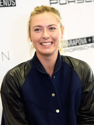Maria Sharapova's Workout Clothes Hack Is Kind of Genius