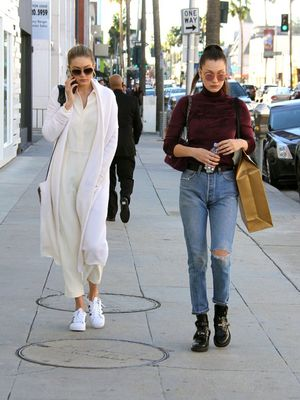 Where Bella and Gigi Did Their Last-Minute Holiday Shopping