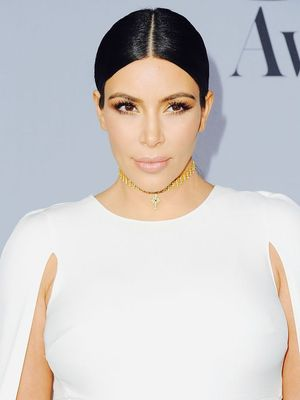 Kim Kardashian Donned Twinning Boxer Braids With Daughter North