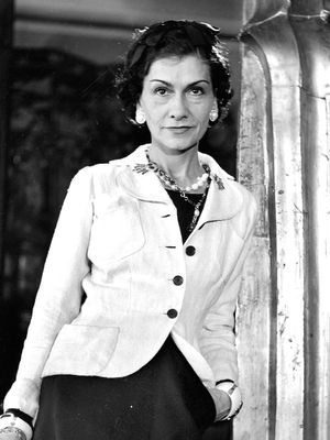 Coco Chanel's French Riviera Outfit From 1930 Is Everything
