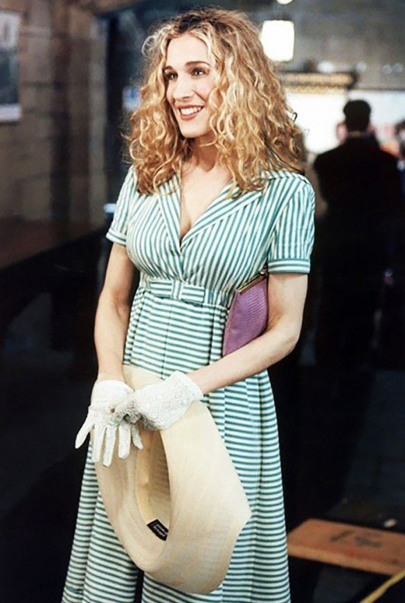 5 Signs Youre a Current Day Carrie Bradshaw