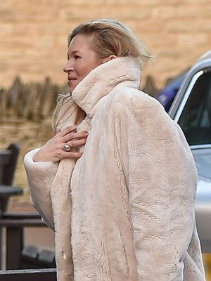 How to Wear a Floor-Length Coat Like Kate Moss