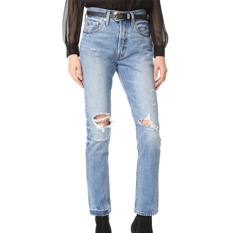 7 New Ways to Wear Skinny Jeans in 2017 | WhoWhatWear