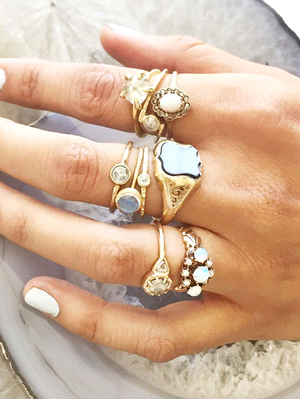 The Ring Designer That Changed My Mind About Engagement Rings