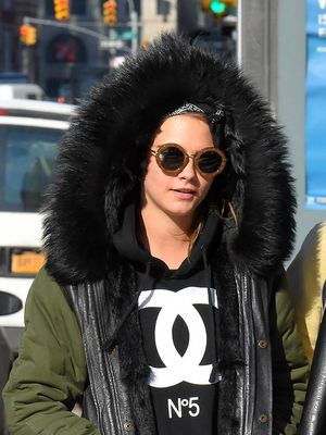 The Parka Cara Delevingne and Rihanna Love