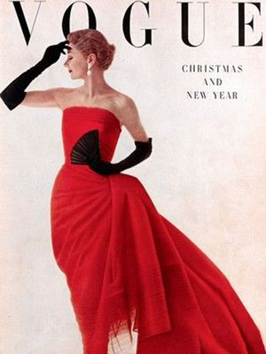 Amazing Vintage Vogue Photos for NYE Outfit Inspiration