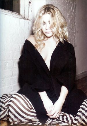 A Rare Sultry Picture of Ashley Olsen
