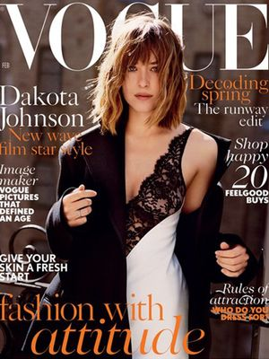 British Vogue's February Cover Star Looks Absolutely Stunning