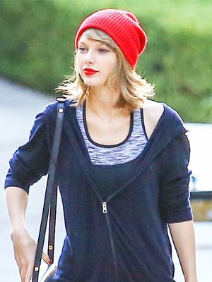 Taylor Swift's Workout Outfit Is Giving Us Serious Motivation Right Now