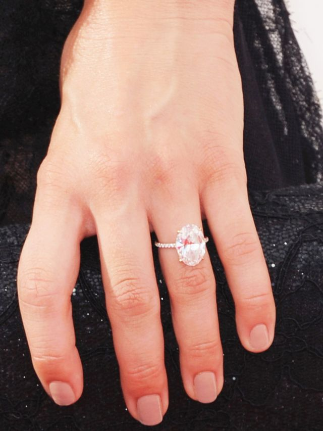 the new of engagement ring etiquette whowhatwear uk