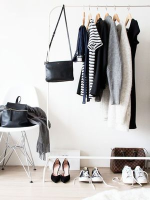 The 4 Piles You Need to Make When Decluttering Your Closet