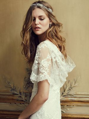 This New Marchesa Wedding Dress Collab Is Ridiculously Dreamy