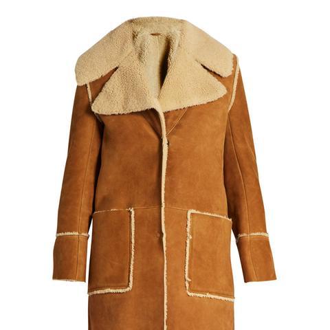 Fairport Shearling Coat