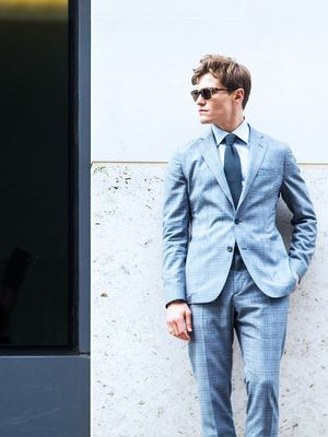 Why There Are More Dapper Men in London Today