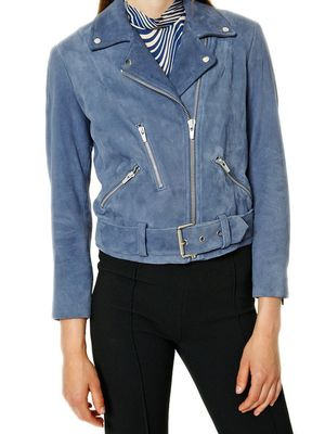 Must-Have: The Prettiest Biker Jacket We Ever Did See