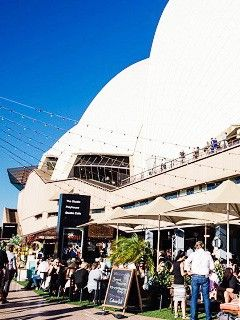 How to Celebrate Italian-Style on Sydney's Harbour