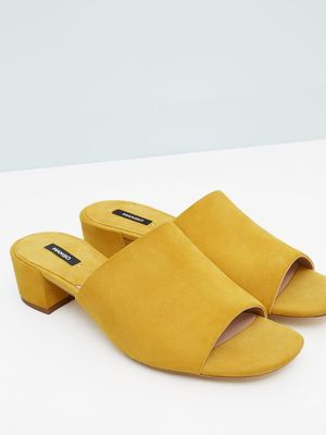 Mango Just Stepped Up Its Footwear—Big Time