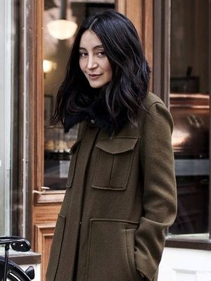 Try This Coat Style for an Effortless Winter Look