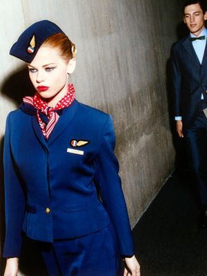 8 Crazy Things Flight Attendants Aren't Allowed to Wear