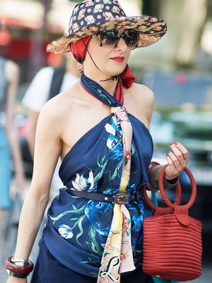 Fashion Eccentrics Who Embody Spring's Top Trends