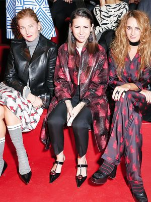 5 Things the Prada FROW Confirms About Fashion Right Now