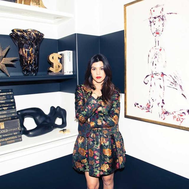 How to Organise Your Home the Kourtney Kardashian Way