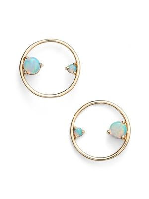 Must-Have: Opal Earrings