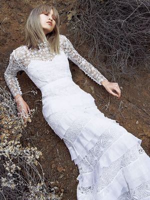 Indie Brides, Get Ready: This New Bridal Collection Is Insane