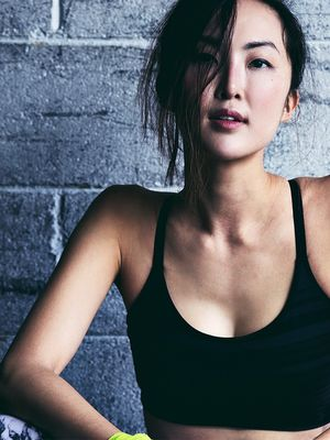 How I Lost 40 Pounds After My Pregnancy, by Chriselle Lim