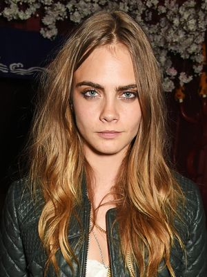 You'll Never Guess What Cara Delevingne Wore to the White House