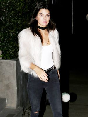 Kendall Jenner Has a Simple Style Rule to Look Effortlessly Cool