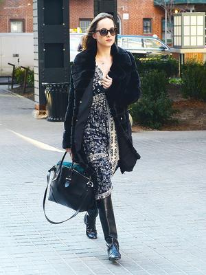 Dakota Johnson Just Completely Redefined the Boho Dress