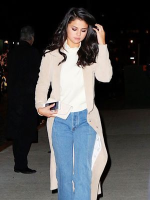Selena Gomez Just Wore 2 Major Trends at Once