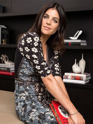 Julia Restoin Roitfeld Shares Her Top Style Tip