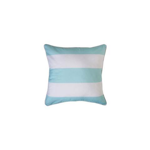 Oasis Mint Stripe 45 x 45