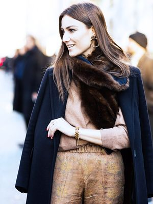 The Trending Winter Accessory With Surprising Style Mileage