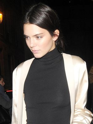 Kendall Jenner Wore Leggings Out to Dinner (and It So Works)