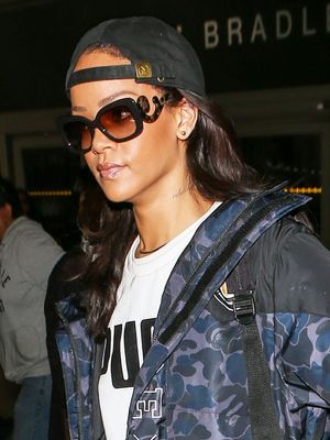 The Coolest Way to Style Your Uggs, According to Rihanna