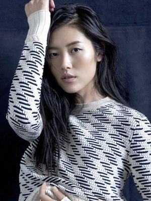 You're Going to Want to Live in This Geometric Sweater