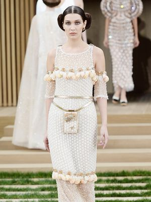All of the Best Instagrams From Chanel's Jaw-Dropping Couture Show