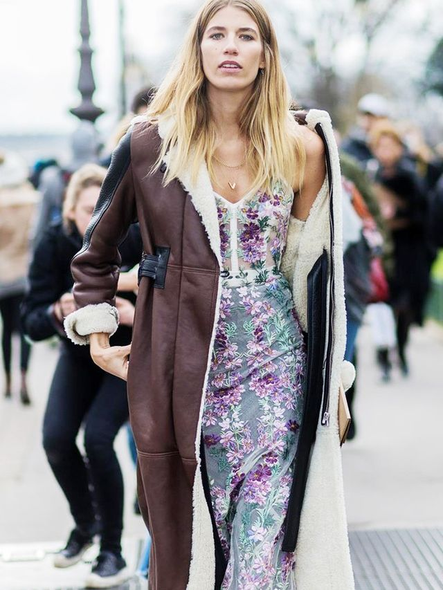 The Latest Street Style Photos From Couture Fashion Week Whowhatwear Uk